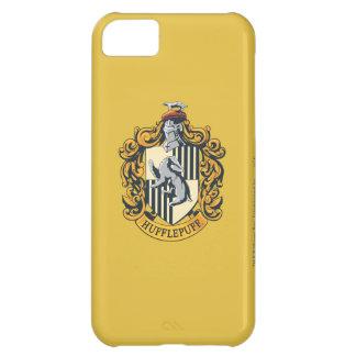 Escudo 3 de Hufflepuff Funda Para iPhone 5C