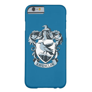 Escudo 3 de Ravenclaw Funda De iPhone 6 Barely There
