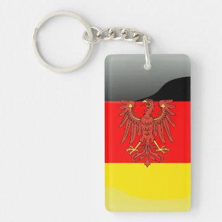 Escudo de armas alemán llavero