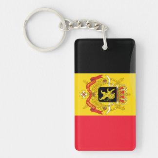 Escudo de armas belga llavero