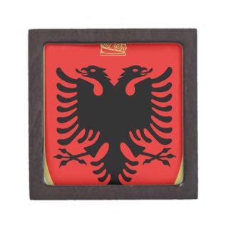 Escudo de armas de Albania Joyero