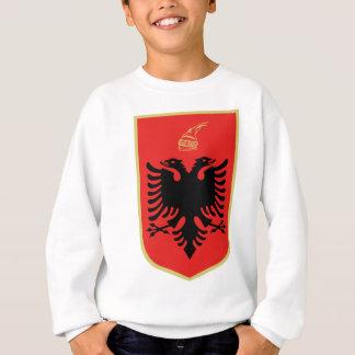 Escudo de armas de Albania Sudadera