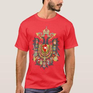 Escudo de armas de Austria Hungría Camiseta