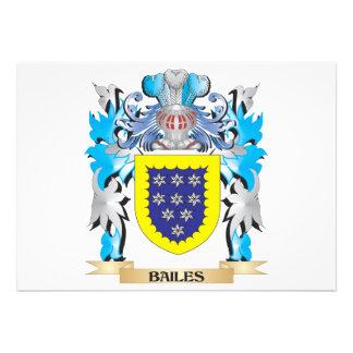 Escudo de armas de Bailes