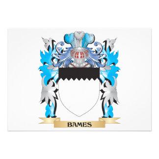 Escudo de armas de Bames