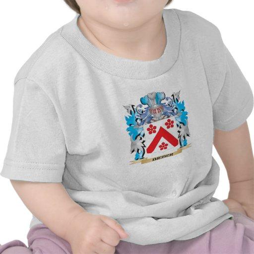 Escudo de armas de Bieber Camiseta