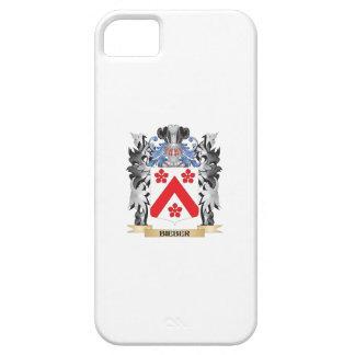 Escudo de armas de Bieber - escudo de la familia iPhone 5 Cobertura