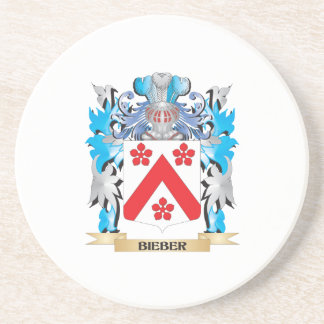 Escudo de armas de Bieber Posavasos Diseño
