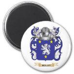 Escudo de armas de Boldt (escudo de la familia) Imanes