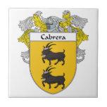 Escudo de armas de Cabrera/escudo de la familia Teja