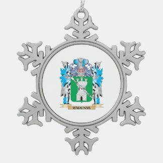 Escudo de armas de Cadenas - escudo de la familia Adornos