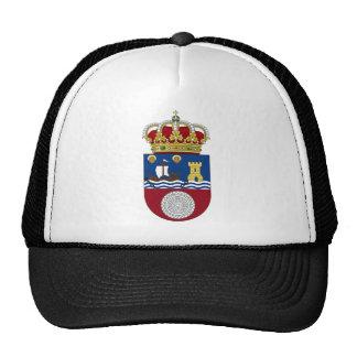 Escudo de armas de Cantabria (España) Gorras De Camionero
