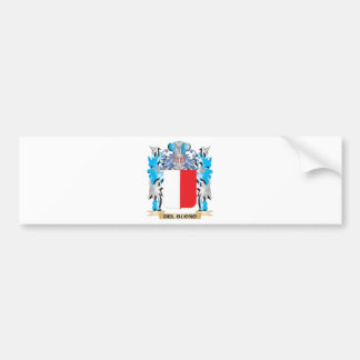 Escudo de armas de Del-Buono - escudo de la famili