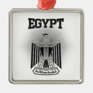 Escudo de armas de Egipto Adorno De Cerámica