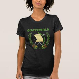 Escudo de armas de Guatemala Camisetas
