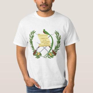 Escudo de armas de Guatemala - escudo de armas Camiseta