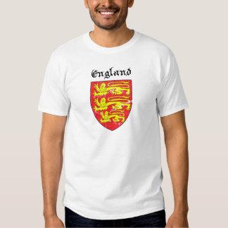 Escudo de armas de Inglaterra Camisetas