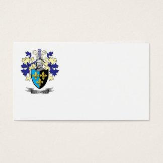 Escudo de armas de Jenkins Tarjeta De Negocios