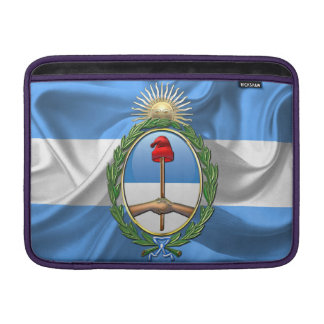 Escudo de armas de la Argentina Funda Para MacBook Air