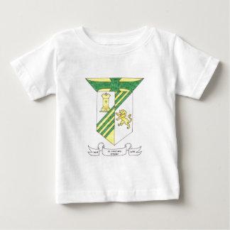 Escudo de armas de la High School secundaria de Camisetas