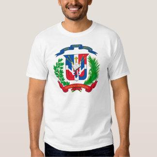 Escudo de armas de la República Dominicana Camiseta