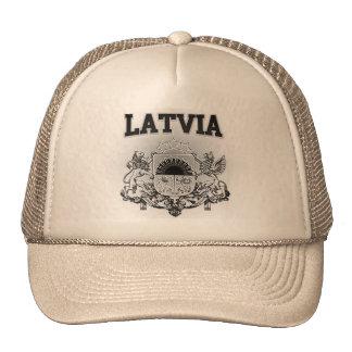 Escudo de armas de Letonia Gorro