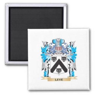 Escudo de armas de Leye - escudo de la familia Imanes