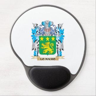 Escudo de armas de Lo-Mauro - escudo de la familia Alfombrilla Gel