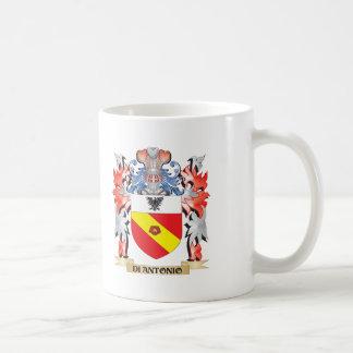 Escudo de armas de los di-Antonio - escudo de la Taza De Café