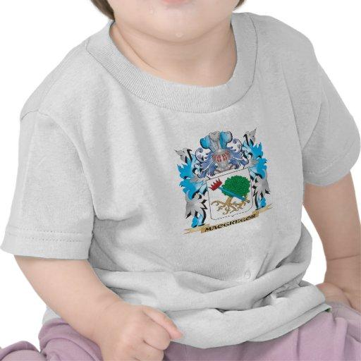 Escudo de armas de Macgregor - escudo de la Camiseta