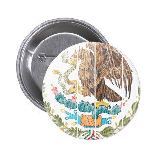 Escudo de armas de México Pin