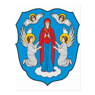Escudo de armas de Minsk Postal
