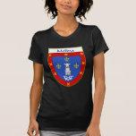 Escudo de armas de Molina/escudo de la familia Camiseta