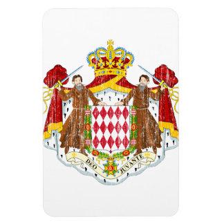 Escudo de armas de Mónaco Imán