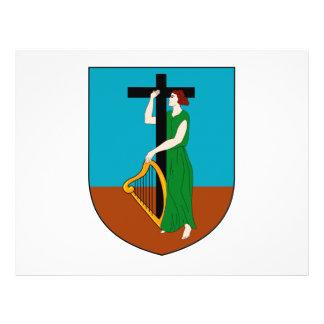 Escudo de armas de Montserrat Tarjeton