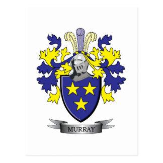 Escudo de armas de Murray Postal