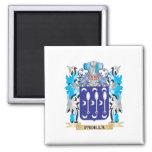 Escudo de armas de Padilla - escudo de la familia Imán Cuadrado