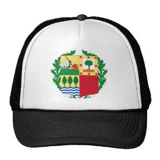 Escudo de armas de Pais Vasco (España) Gorro De Camionero