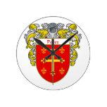 Escudo de armas de Pérez/escudo de la familia Reloj