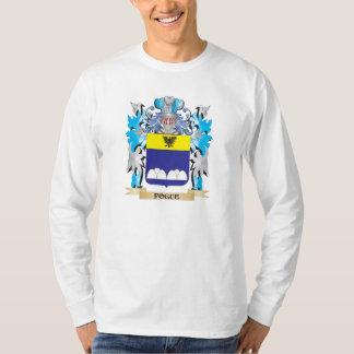 Escudo de armas de Pogue - escudo de la familia Camiseta