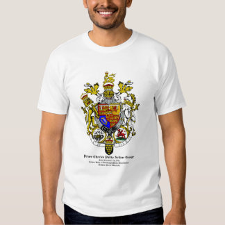 Escudo de armas de Reino Unido Camisas