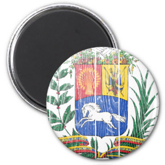 Escudo de armas de Venezuela Imán
