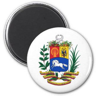 Escudo de armas de Venezuela Iman De Frigorífico