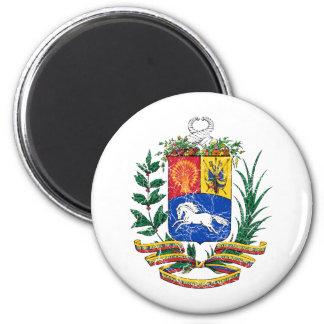 Escudo de armas de Venezuela Imanes De Nevera