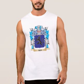 Escudo de armas del Aba Camisetas Sin Mangas