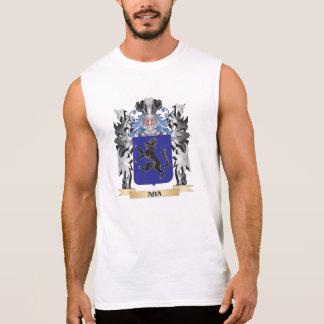 Escudo de armas del Aba - escudo de la familia Camiseta Sin Mangas