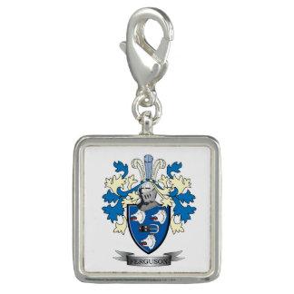 Escudo de armas del escudo de la familia de dije con foto