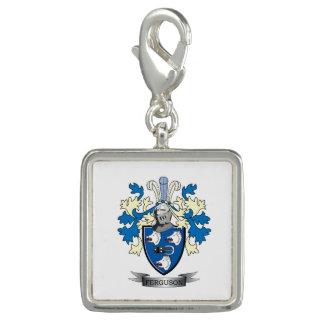 Escudo de armas del escudo de la familia de dijes