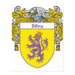 Escudo de armas del Silva (cubierto)
