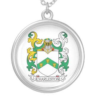Escudo de armas I de Charleston Colgante Redondo